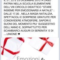 2012 DICEMBRE-EMOZIONI DI NATALE