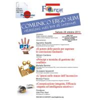 2013 OTTOBRE-COMUNICO ERGO SUM