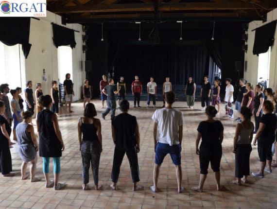 Report Scuola Elementare del Teatro