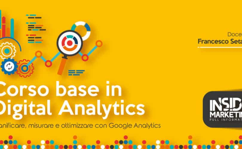 "CORSO DI ""Digital Analytics (base)"""